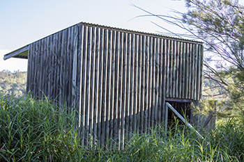 Observation Hide - Lake Inverell